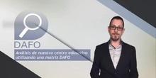Elementos del análisis DAFO