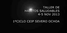 TALLER SOBRE HABITOS SALUDABLES