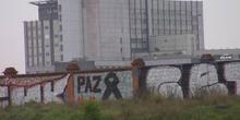 Graffitis referentes a los Atentados del 11-M