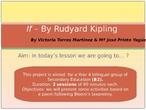 IN-22S Project: If,R. Kipling