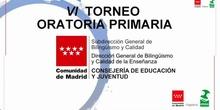 Torneo de Oratoria en Primaria Comunidad de MAdrid - Segunda prueba