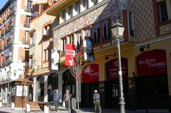Teatro Pavón, Compañía Nacional de Teatro Clásico, Madrid