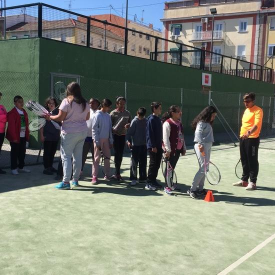 MAÑANAS ACTIVAS. Polideportivo San Vicente de Paul. 15