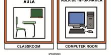 Pictogramas bilingüe 10