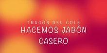ceip_SanGregorio_Galapagar; Hacemos Jabón Casero.