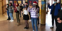 Merry Christmas Everyone with Sign Language. 2º A Students (2)