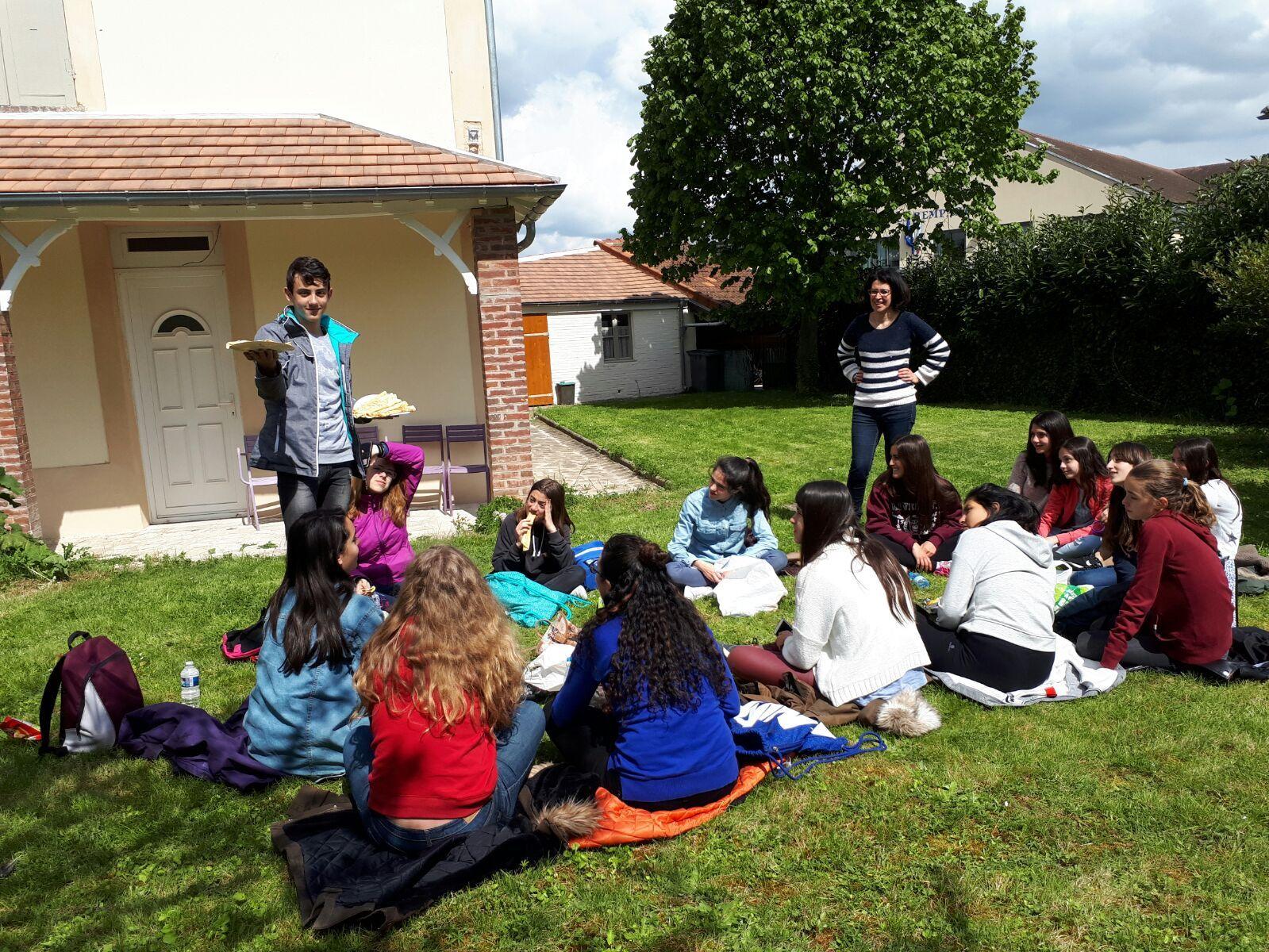 Intercambio Collège les Remparts. Abril 2017 23