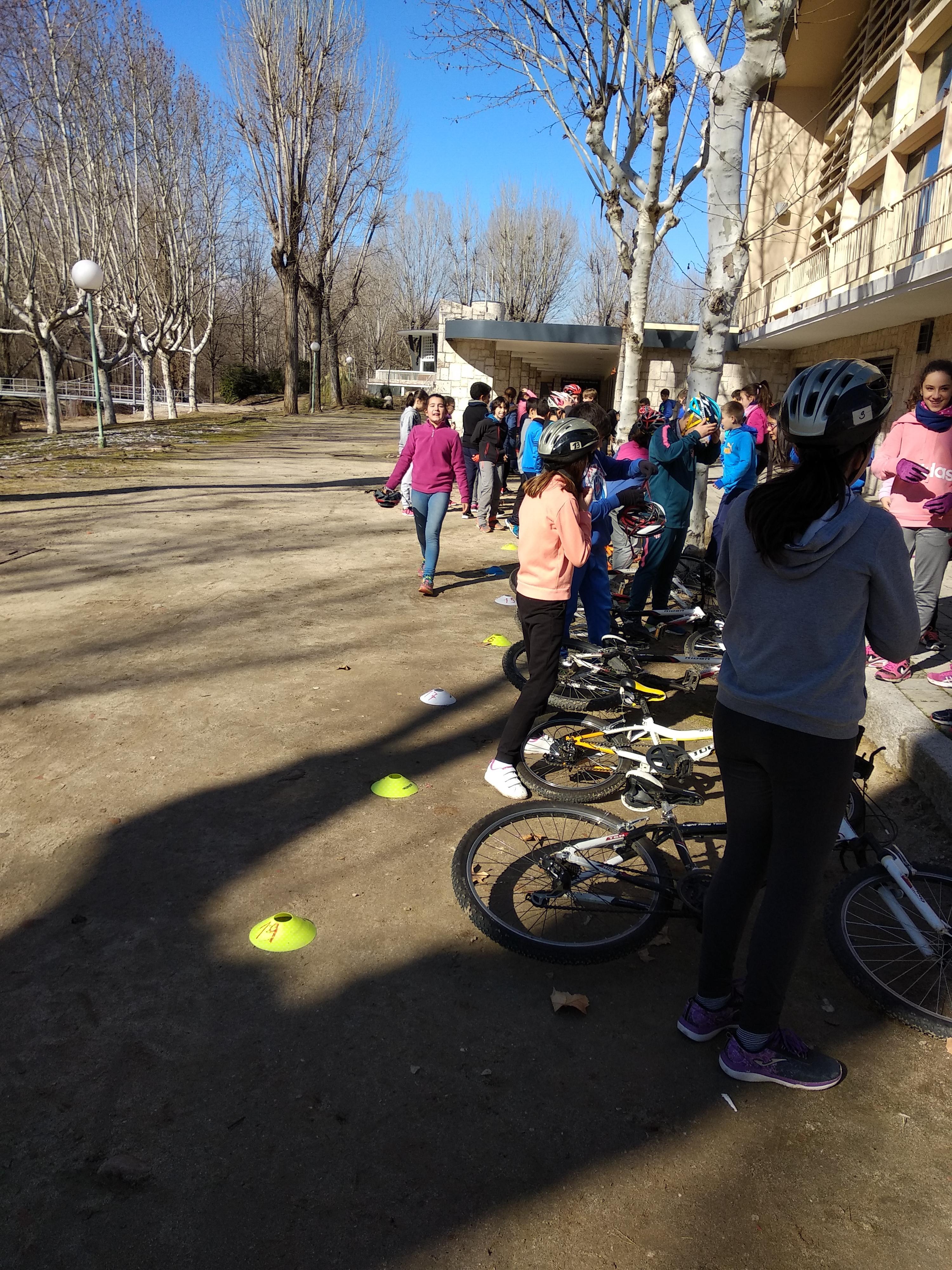 Multideporte en la ciudad deportiva Puerta de Hierro 18