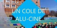 """SEMANA CULTURAL """"UN COLE DE ALU-CINE"""" MONTAJE FOTOGRÁFICO"""