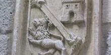 Escudo Heráldico, Monasterio de las Claras, Palencia, Castilla y