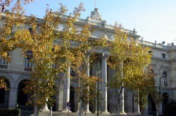Palacio de la Bolsa, Madrid