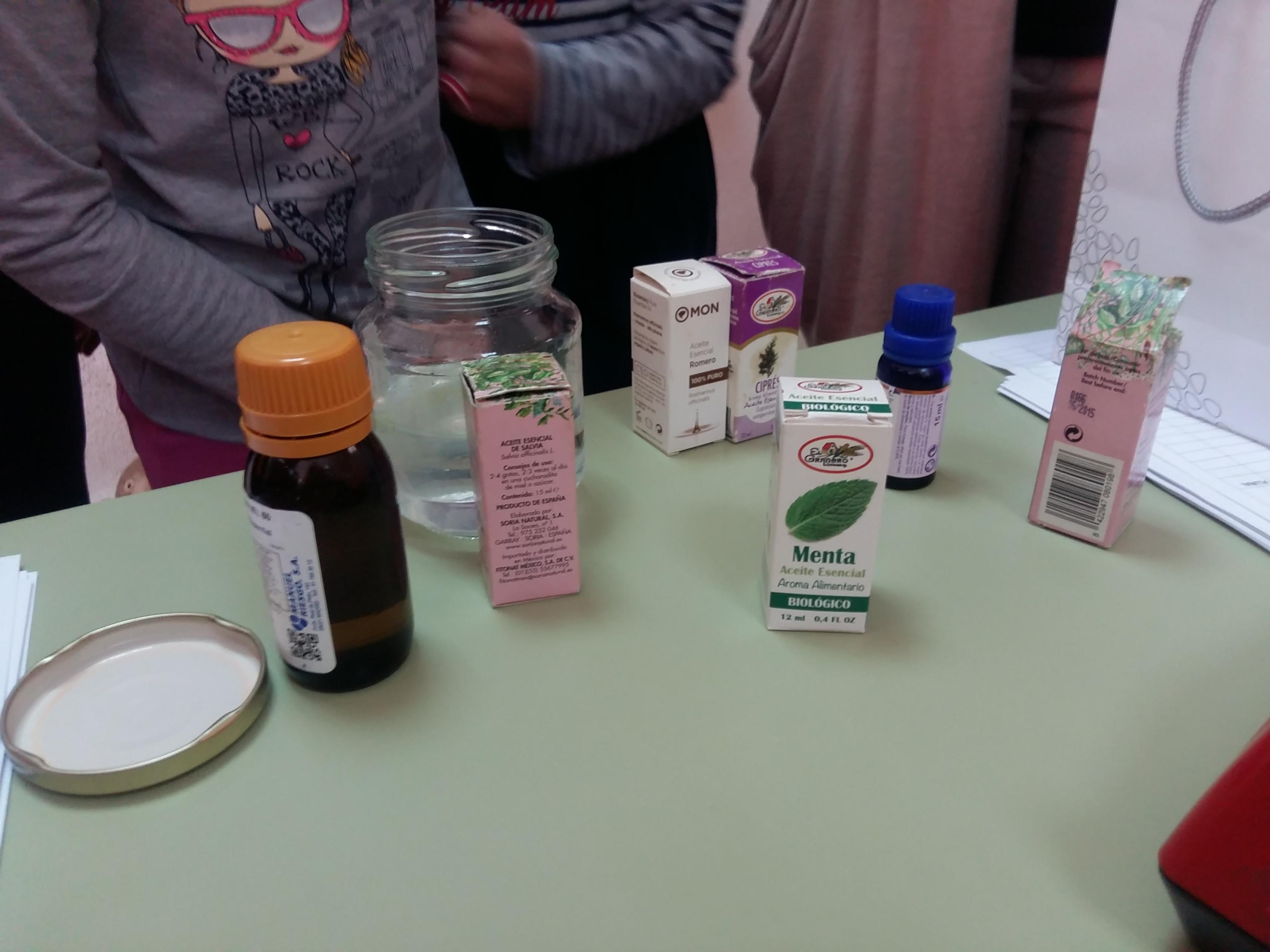 Science experiments. Parfum. 20