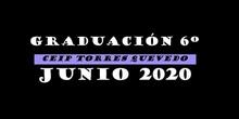 Graduación 6º Primaria 2020 Torres Quevedo