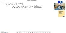 División de polinomios 1
