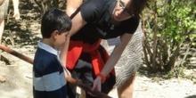 Infantil 4 años en Arqueopinto 2ª parte 36