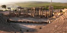 Teatro romano, Dougga