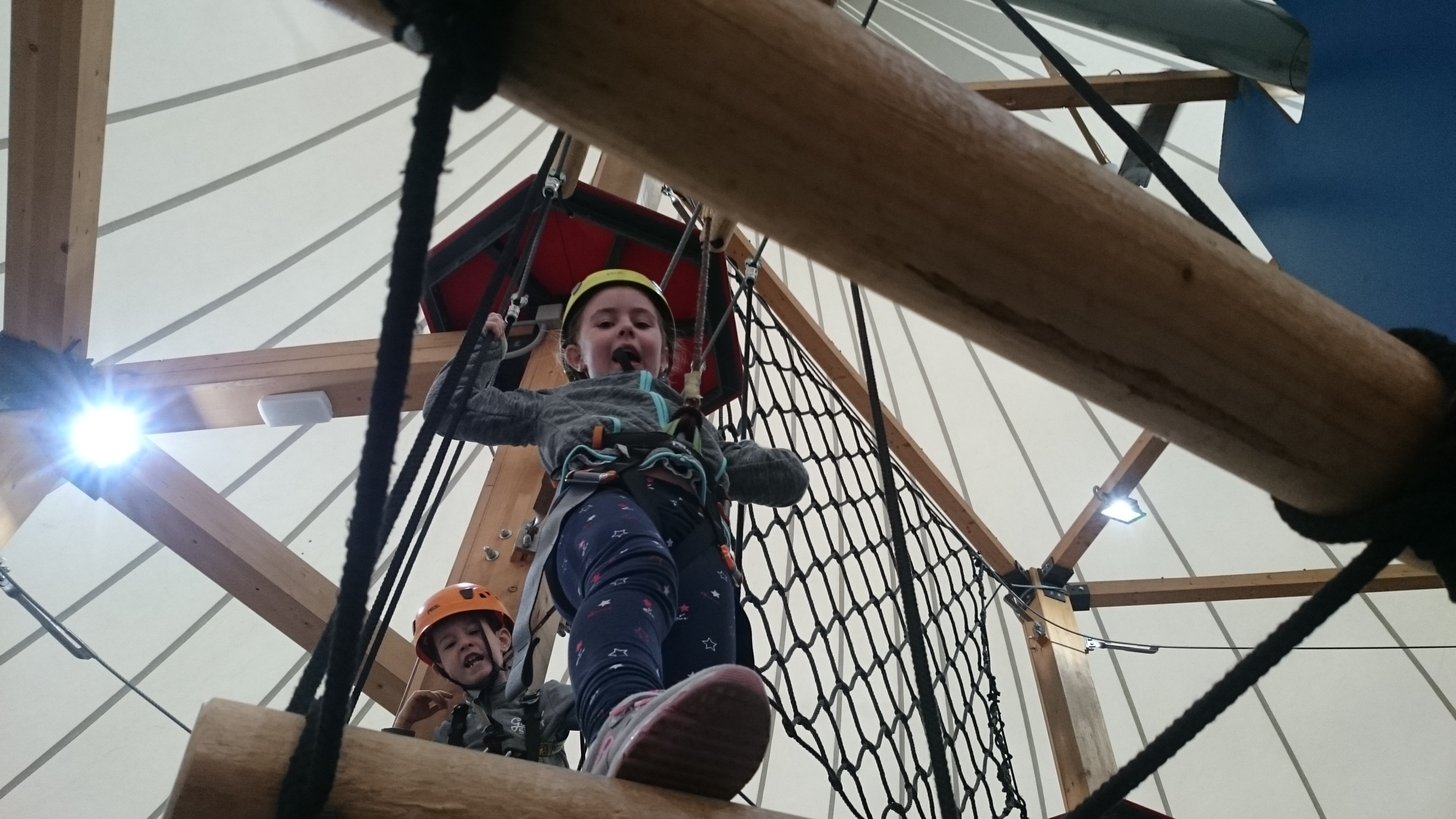 Vertical Park 2018 1º y 2º