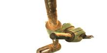 Pieza de tupi antiguo de presión vertical