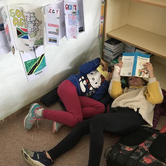 Reading Day 3rd Grade 7