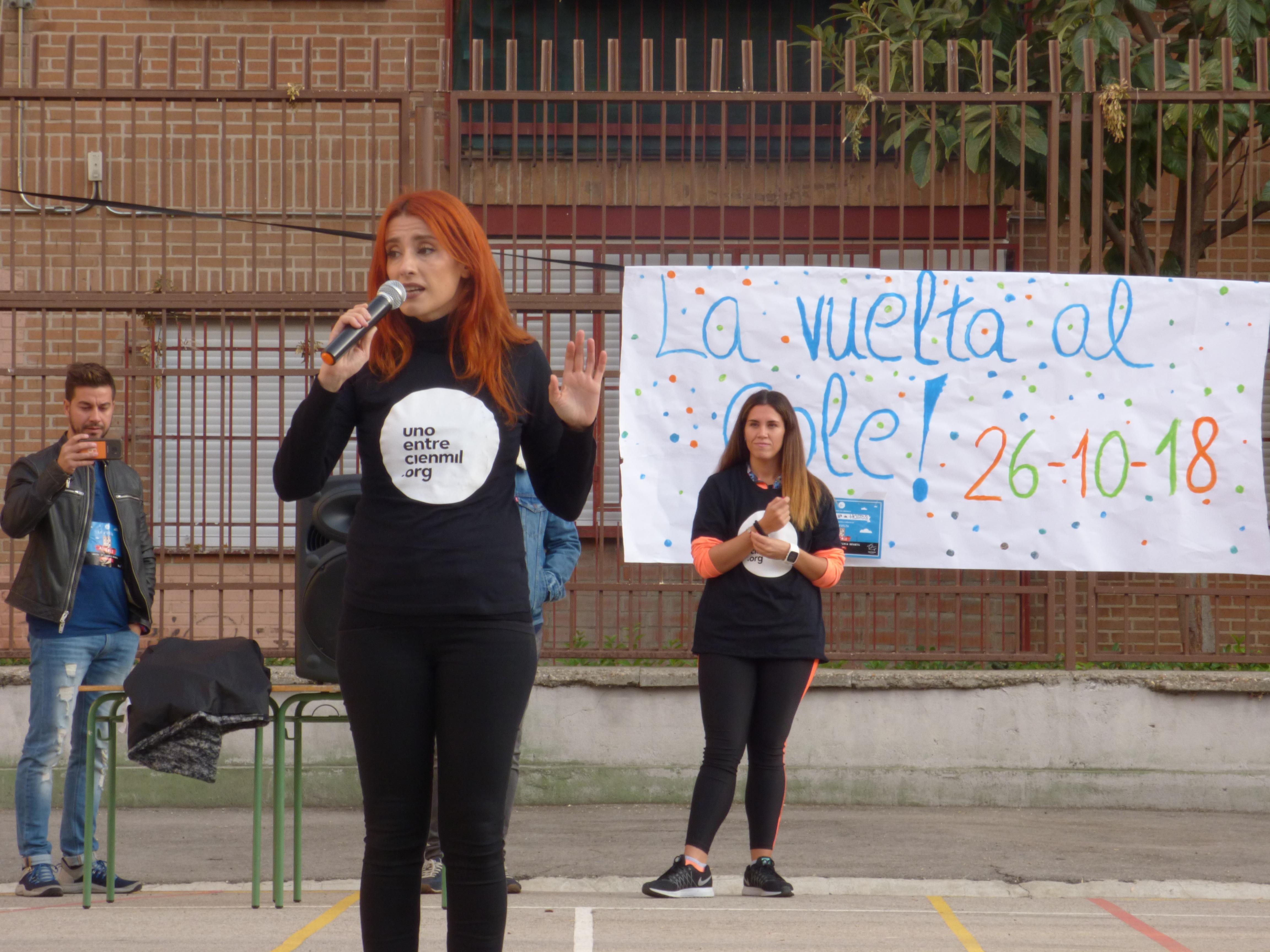 CARRERA UNO ENTRE CIEN MIL.- CONTRA EL CANCER (21)