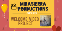 IN-29 - ACTION PLAN IES MIRASIERRA, welcome video for ELAs