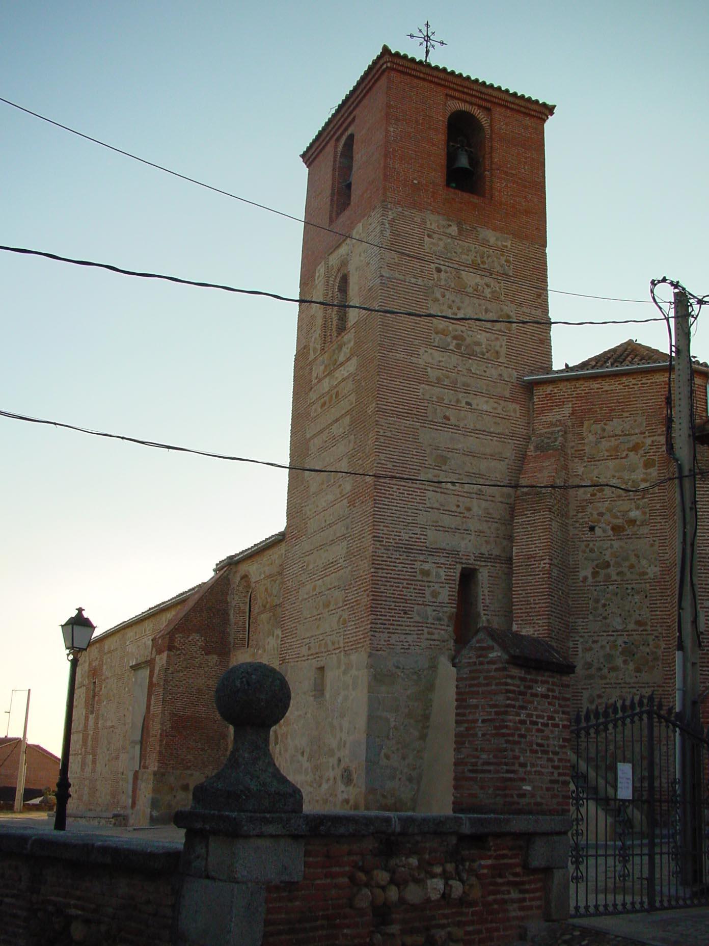 Iglesia en Villamanta