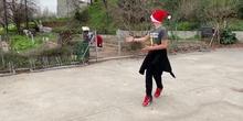 Flashmob Colegio Príncipes de Asturias - Quijorna - Navidad 2020