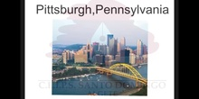 WHERE I AM - PITTSBURGH, PENNSYLVANIA - INGLÉS