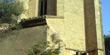 ábside de la Iglesia de San Pedro de Lizarra, Estella, Navarra