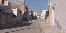 Calle, Kairouan, Túnez