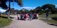 Excursión 5º de primaria Dehesa de Navalcarbón (12 de marzo 2021)