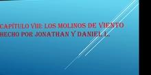Don Quijote. Aventura de los molinos1ºN. IES Mariano José de Larra