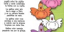 Videocuento: Las gallinas de colores