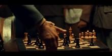 El jugador de ajedrez. La adaptación de la novela. Making of