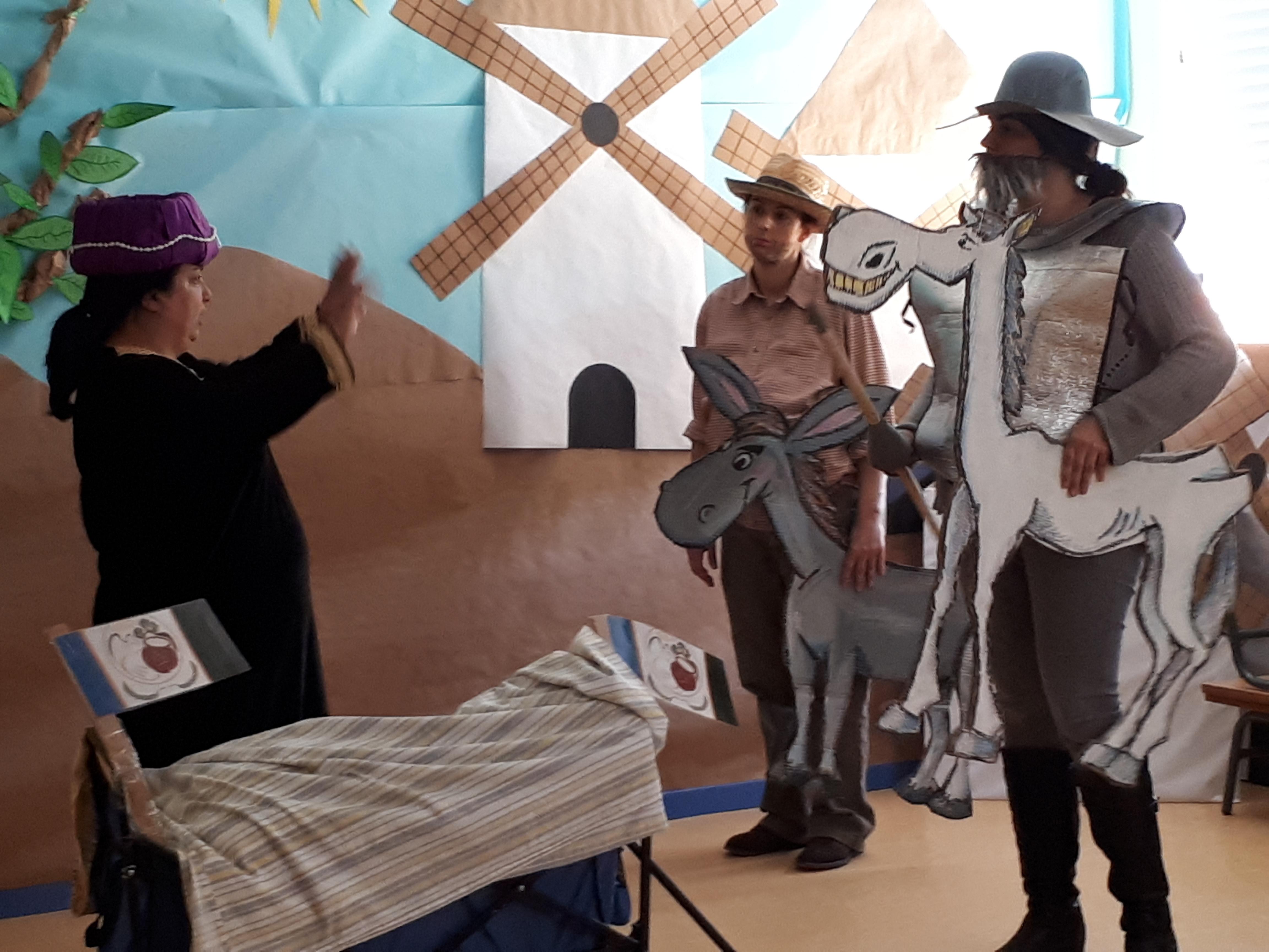 Teatro Don Quijote 14