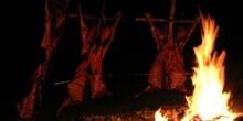 Asado de cordero, Argentina