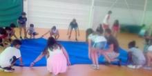 2019_06_21_Sexto B recoge el escenario_CEIP FDLR_Las Rozas 2