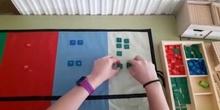Multiplicación con estampillas