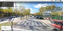 Indicaciones de Google Maps ejemplo