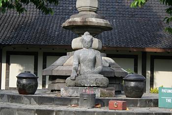 Buda, Templo Borobudur, Jogyakarta, Indonesia