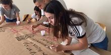 Taller de grafitos pompeyanos - Departamento de Filología Clásica - Universidad Autónoma de Madrid 12