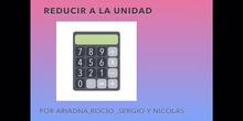 PRIMARIA - 6º - REDUCIR A LA UNIDAD - MATEMÁTICAS - FORMACIÓN..MOV