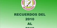 Recuerdos 2010-2019 - Graduación 6º
