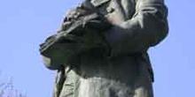 Monumento a Claudio Moyano, Madrid