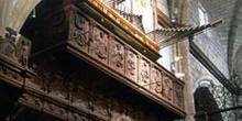 órgano del Coro, Catedral de Badajoz