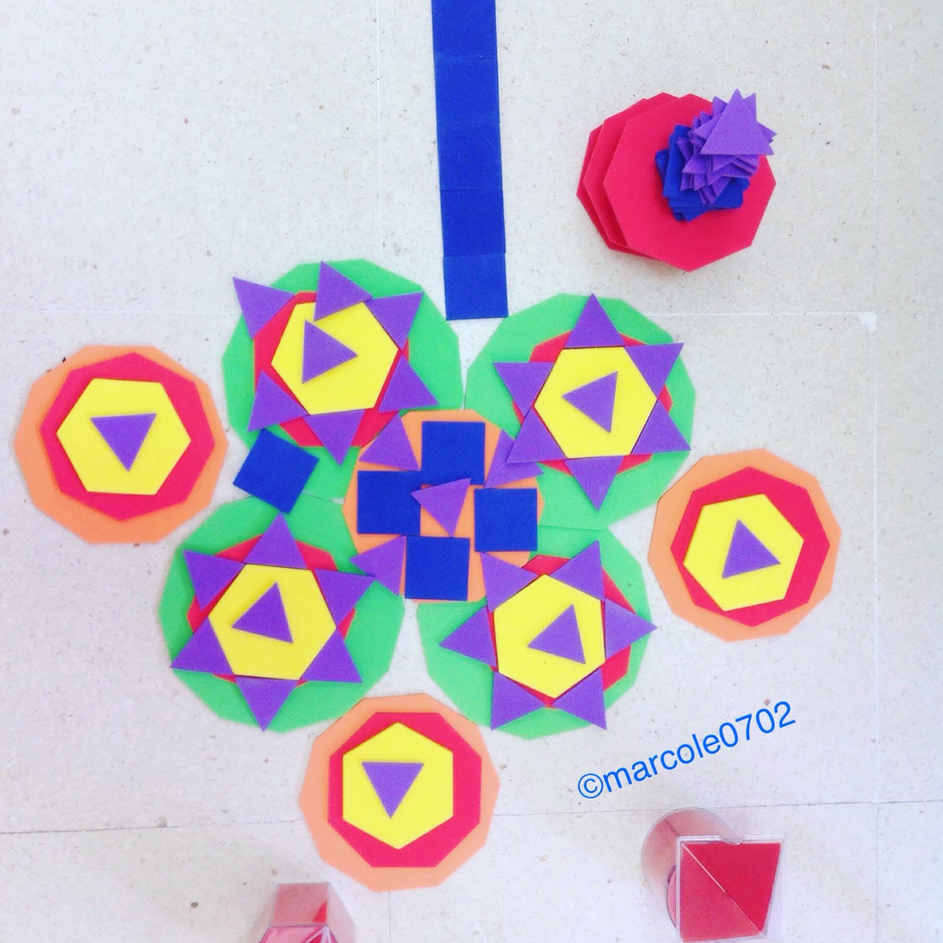"""Proyecto """"Ciudad matemática"""" 7"""