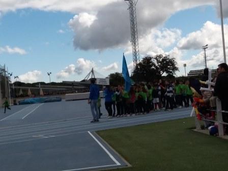 2018-04-09_Olimpiadas Escolares_CEIP FDLR_Las Rozas_Desfile 8