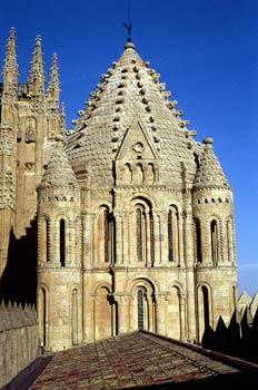 Torre del  Gallo de la Catedral Vieja, Salamanca