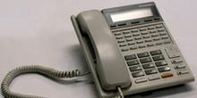 Teléfono específico centralita digital