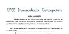Tutorial - Recursos: Liveworksheets